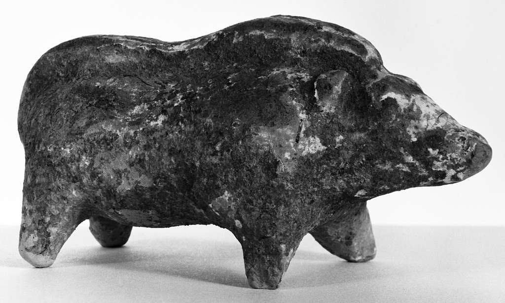 Statuette of a Boar
