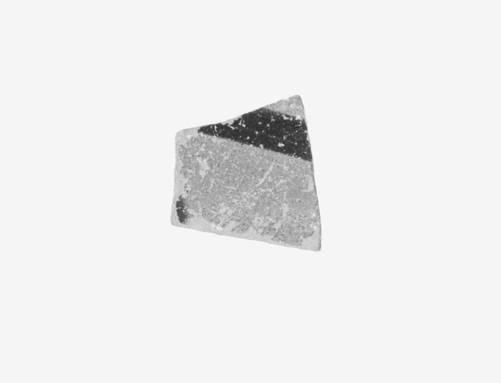 Attic Black-Figure Cup Fragment