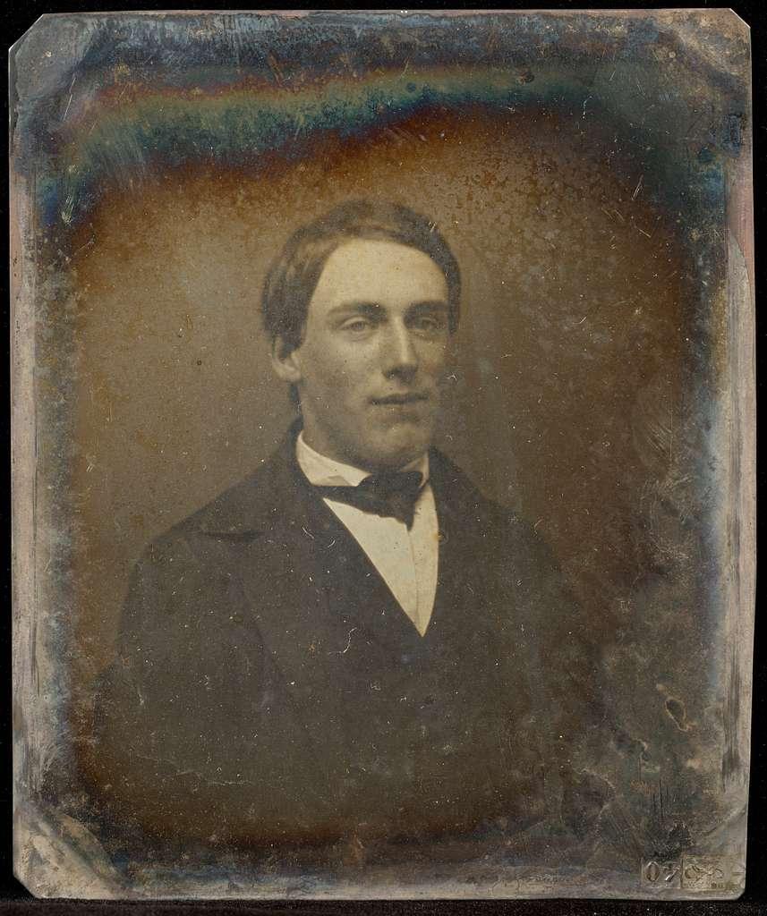 [Portrait of William Clement]