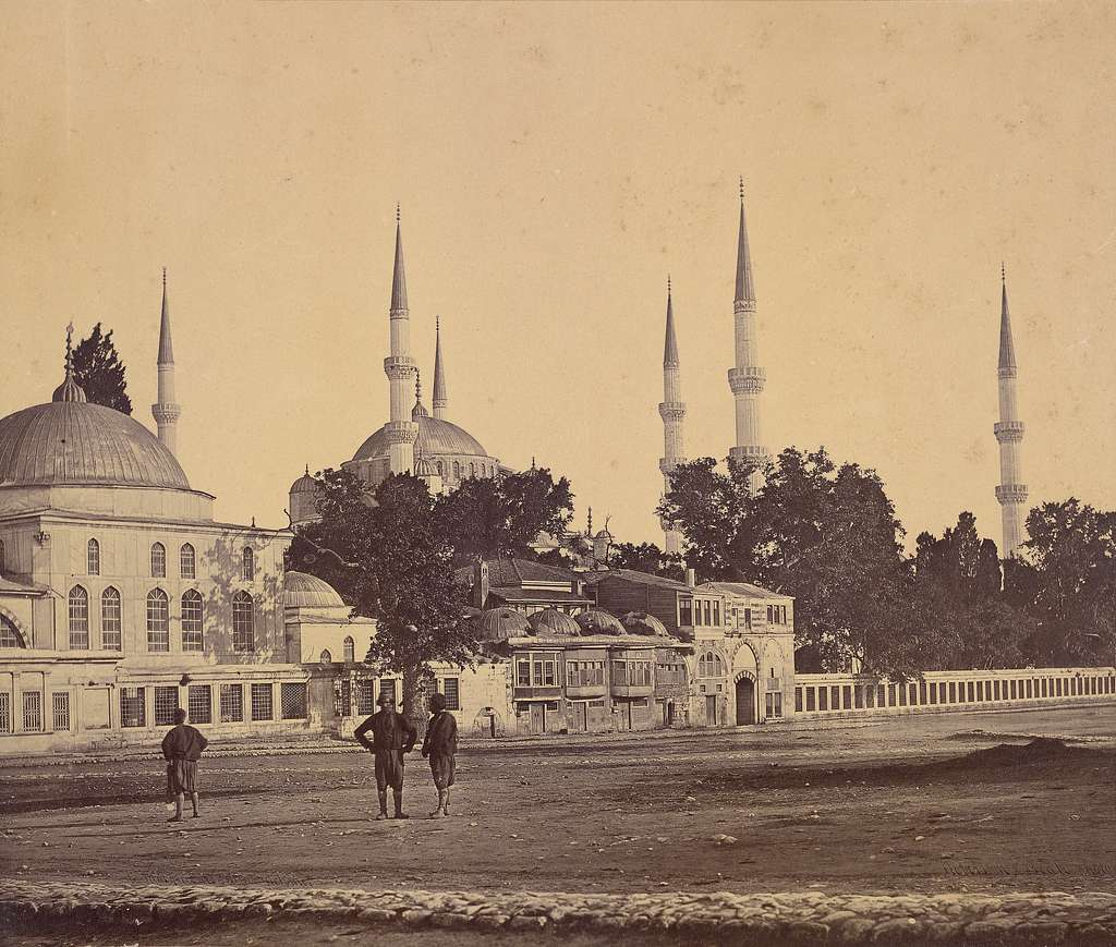 Sultan Ahmed's Mosque