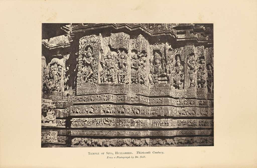 Temple of Siva, Hullabeed