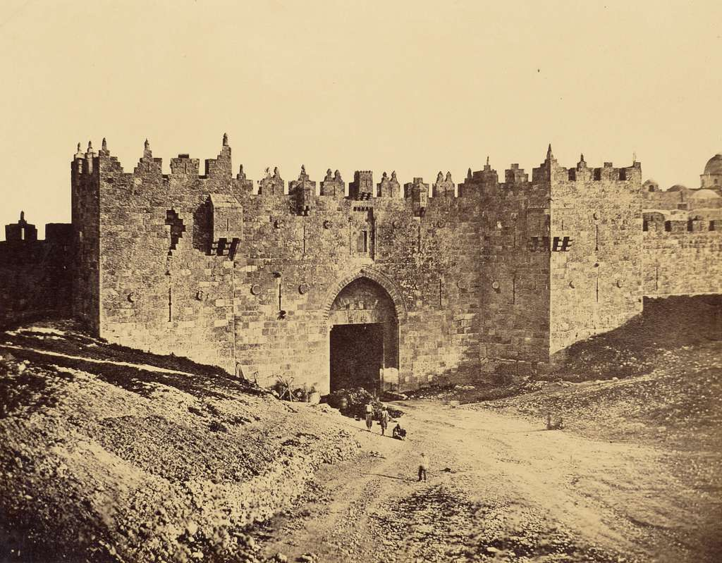[The Damascus Gate]