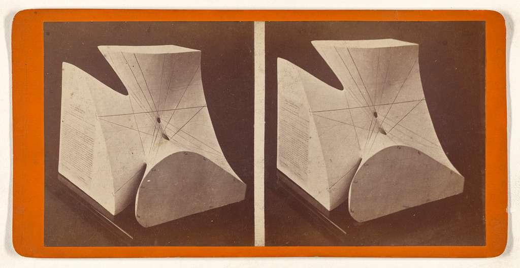 [Cubic surface. Wieners Model.]
