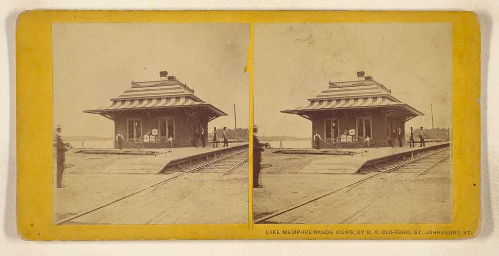 [Depot, Newport, Vt.]