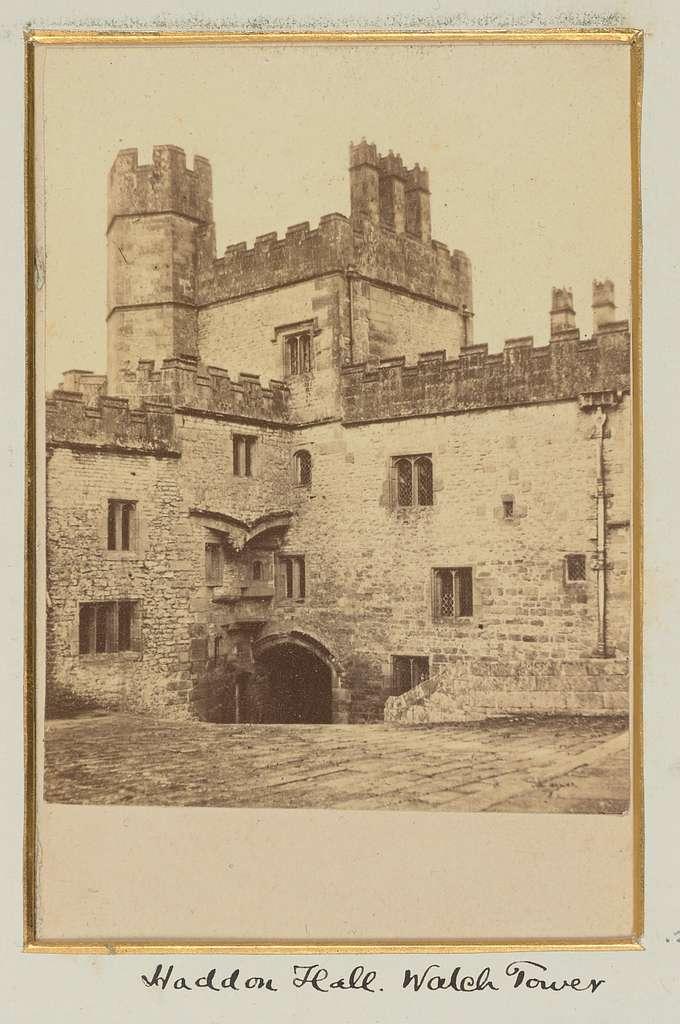 Haddon Hall - The Watch Tower