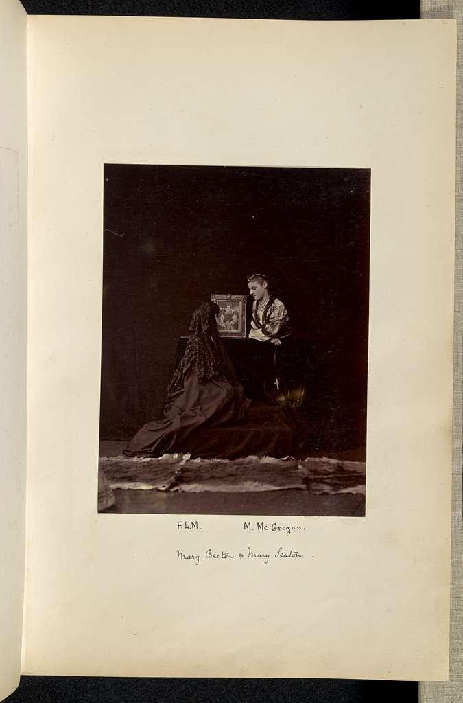 Mary Beaton & Mary Seaton
