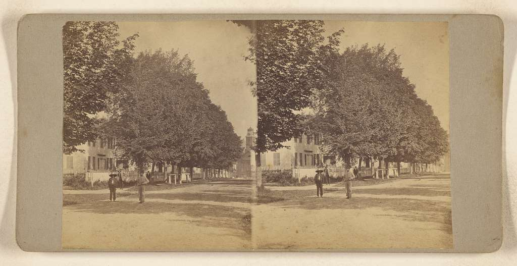 [Town Hall, Lebanon, New Hampshire]