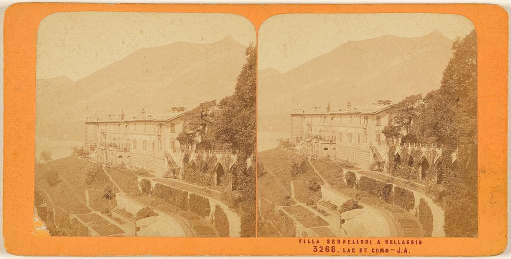 Villa Serbelloni, Bellaggio
