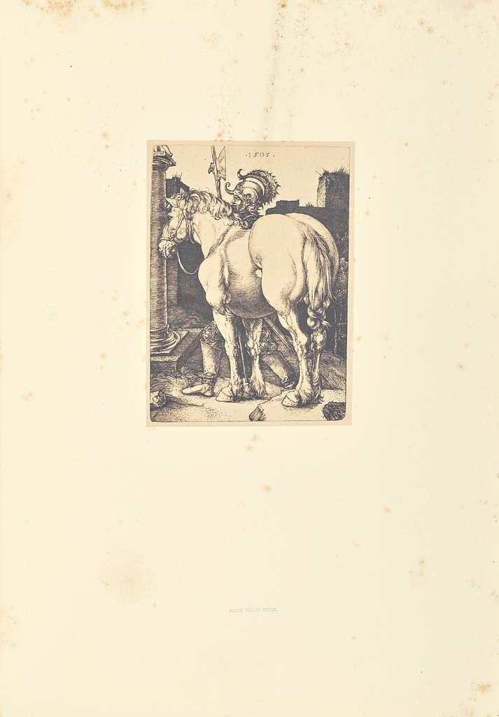 Le Grand cheval