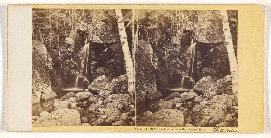 Thompson's Cascades - Maj. Rogers' Bath.