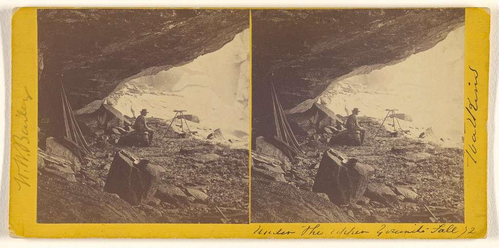 Under the Upper Yosemite Fall