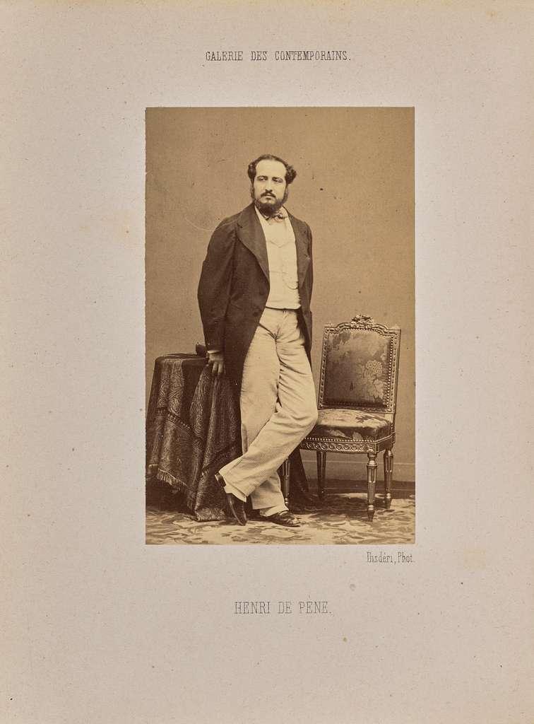 Henri de Pène