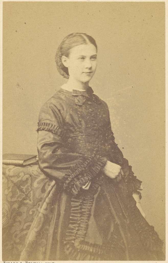 Mlle Berthe Luzie.