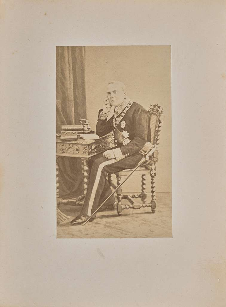 Son excellence le comte Louis Cibrario