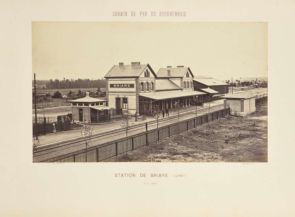 Station de Briare (Loiret)