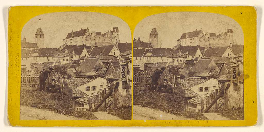 [Unidentified view in the Tyrol]