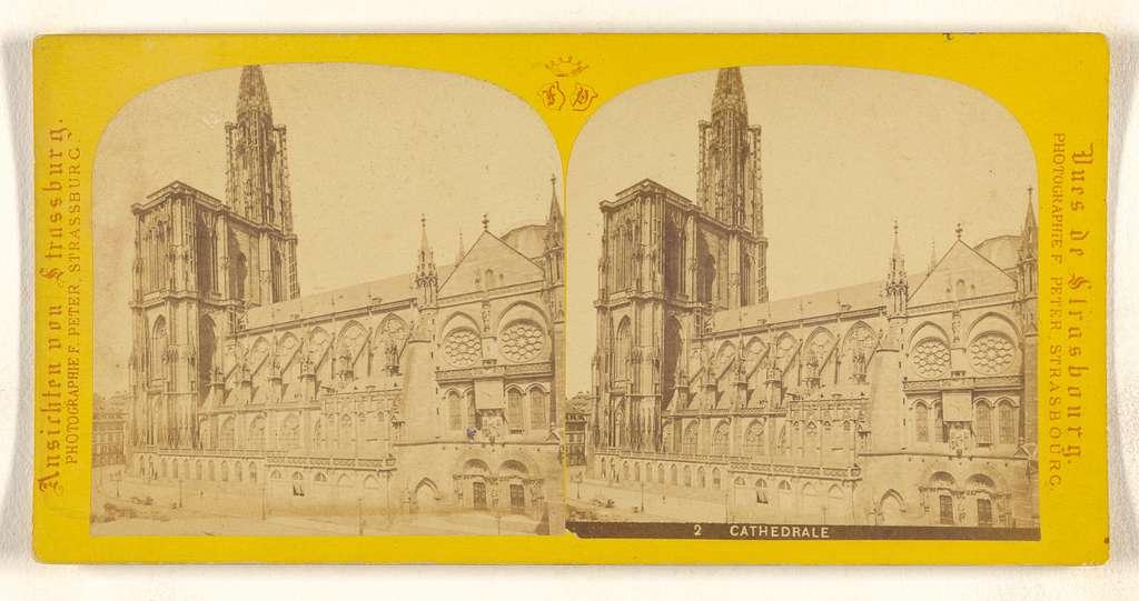 Cathedrale [Strasbourg, France]