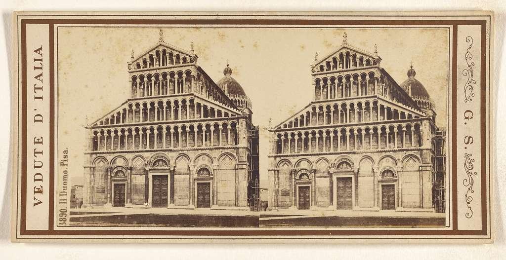 Il Duomo. Pisa.