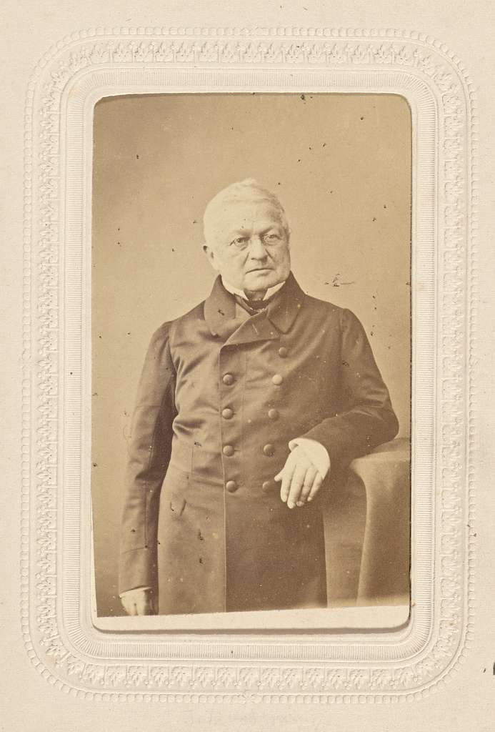 [M.] [Louis Adolphe] Thiers (1797 - 1877)