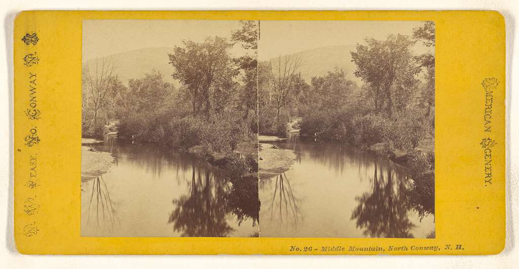 Middle Mountain, North Conway, N.H.