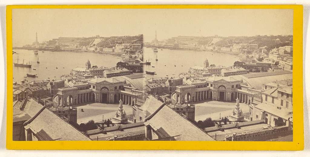 [Panorama de Genova]