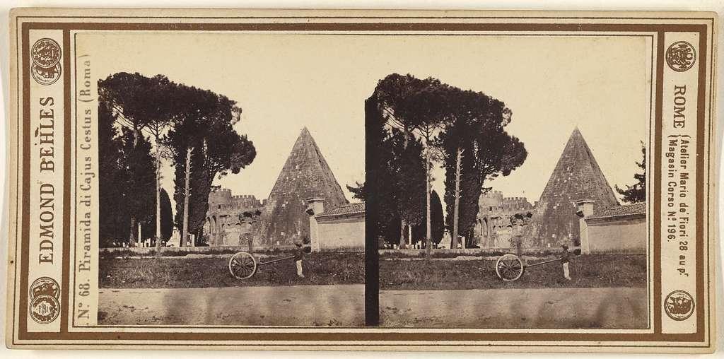 Piramida di Cajus Cestus (Roma)