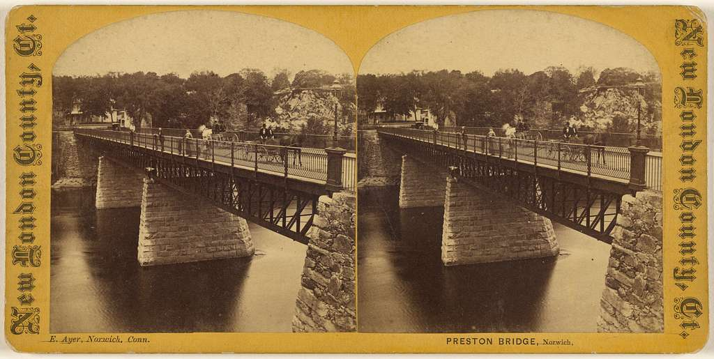 Preston Bridge, Norwich [Ct.]