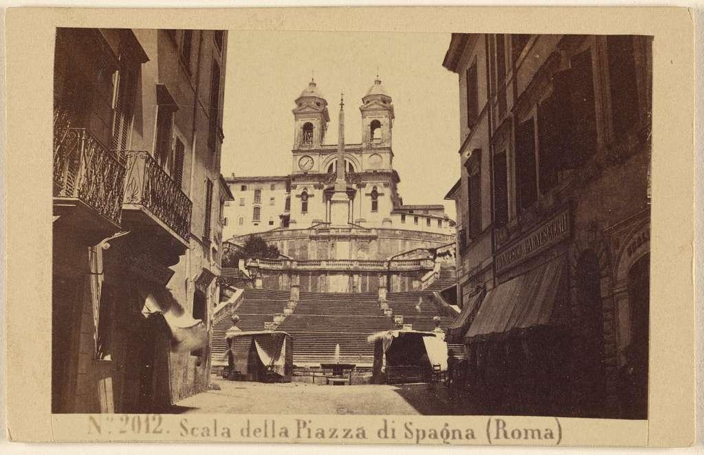 Scala della Piazza di Spagna (Roma)