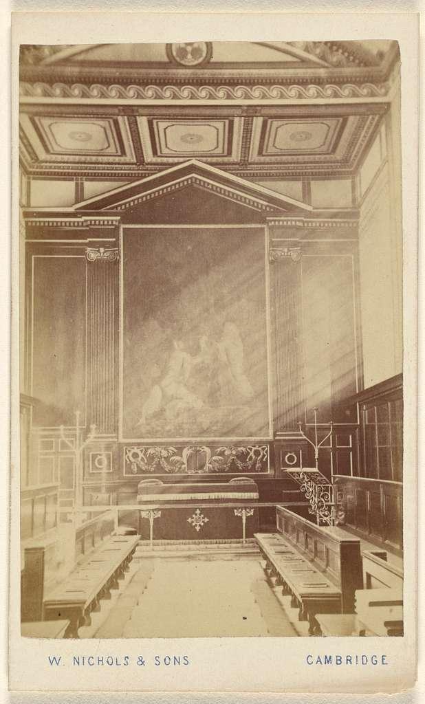 Trinty Hall Chapel
