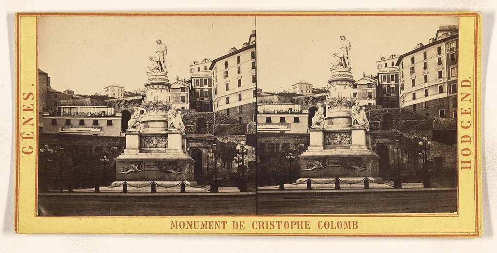 Monument de Cristophe Colomb