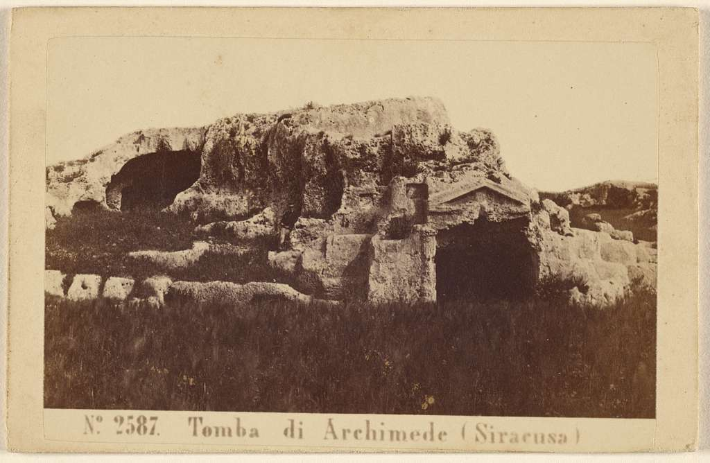 Tomba di Archimede (Siracusa)