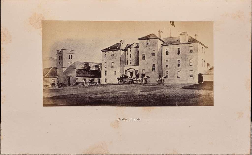 Castle of Blair