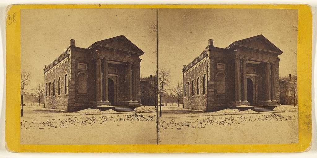 Chapel, West Point.