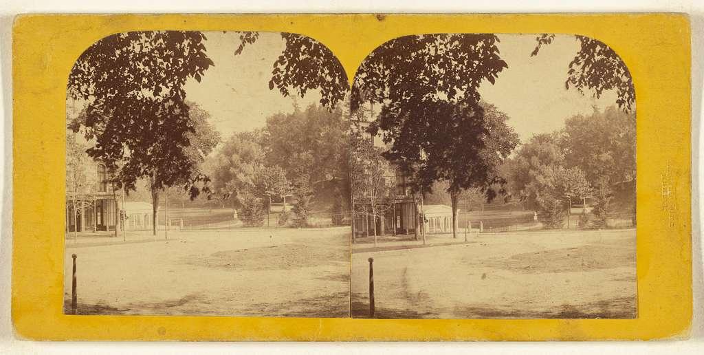 [Congress Park, Saratoga Springs, N.Y.]