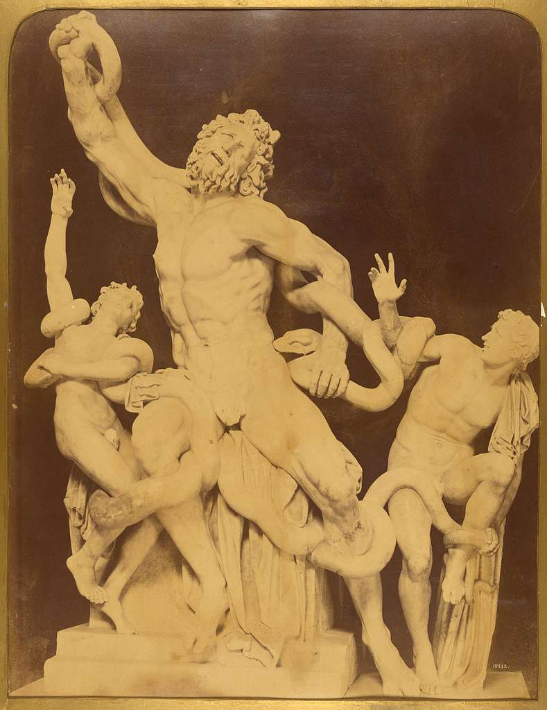 [Laocoön and His Sons]