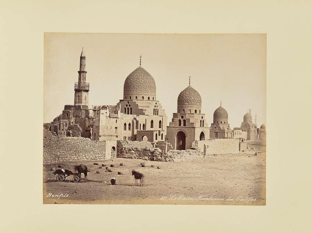 Le Caire, Tombeaux des Califes