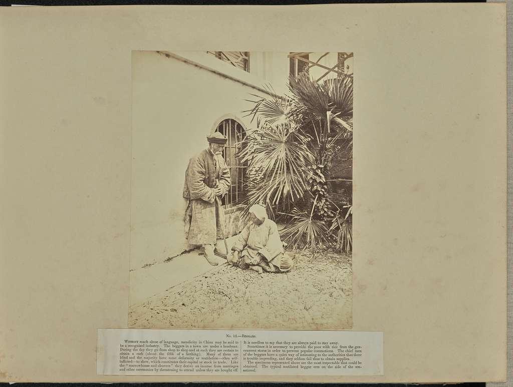 No. 15 - Beggars.