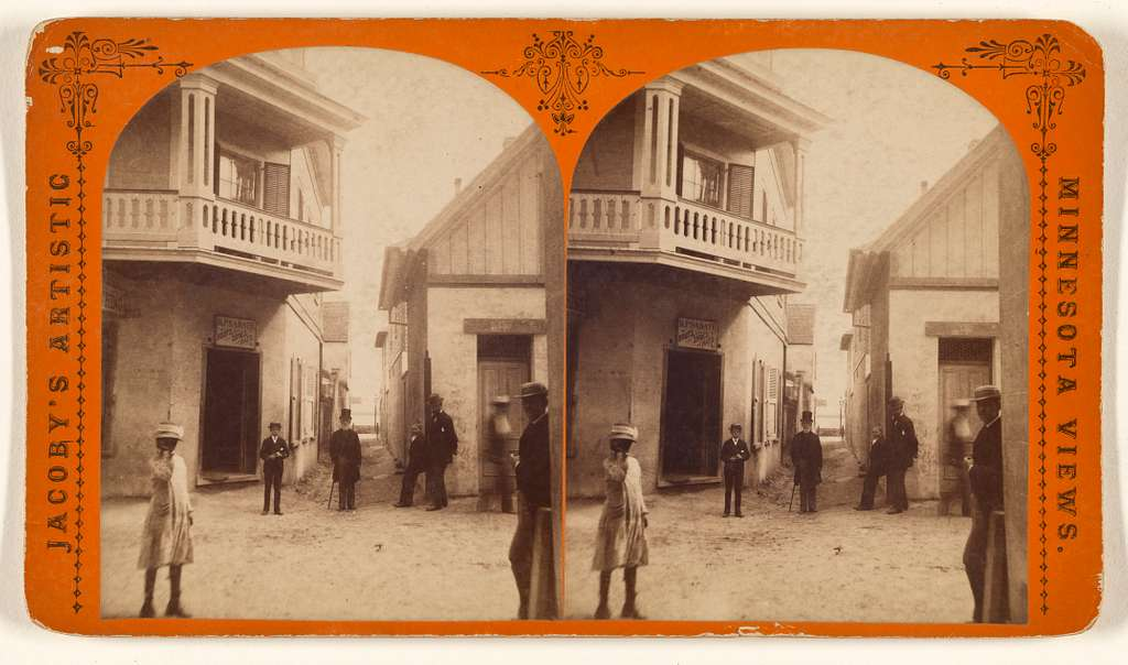 [Treasurer Street, St. Augustine, Florida]