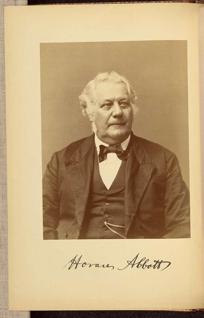 [Horace Abbott]