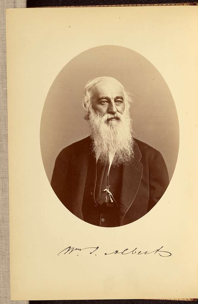 [William Julian Albert]