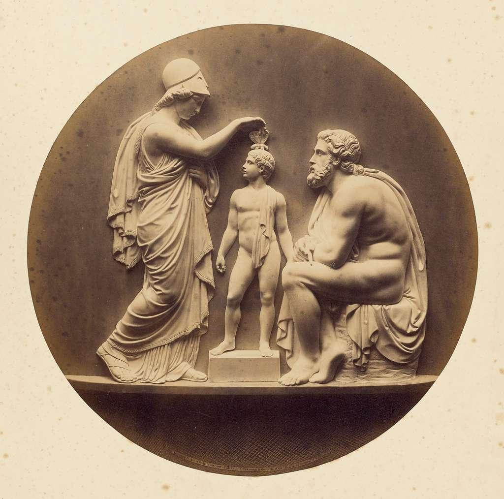 [Minerva and Prometheus]