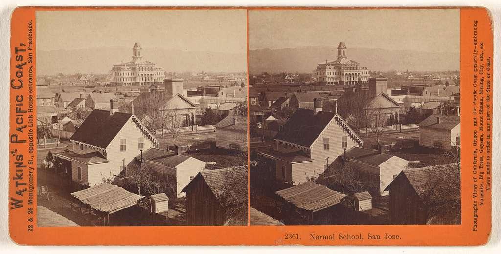 Normal School, San Jose (#2361)