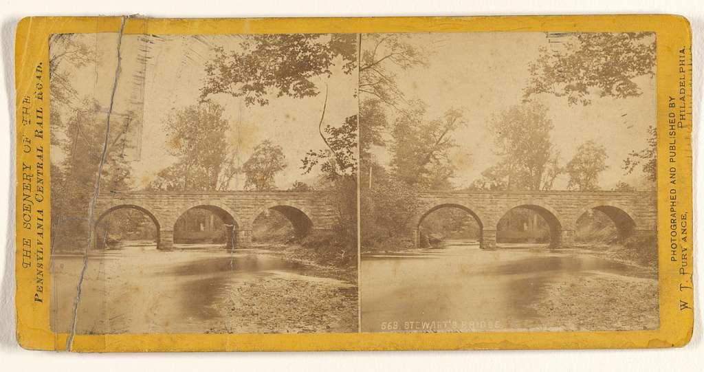 Stewart's Bridge.