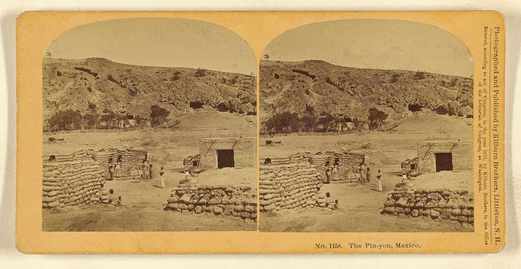 The Pin-yon, Mexico.