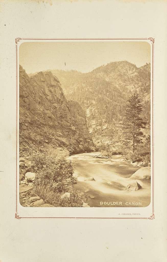Boulder Cañon