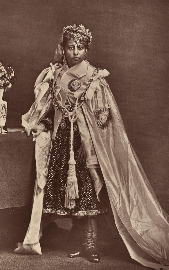 H.H. The Begum of Bhopal, G.C.S.I.