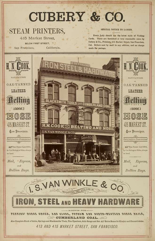 [Building on 415 Market Street, San Francisco]