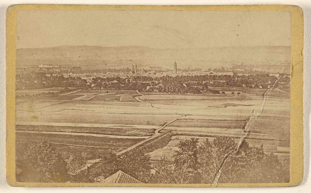 [View of Gottingen, Germany]