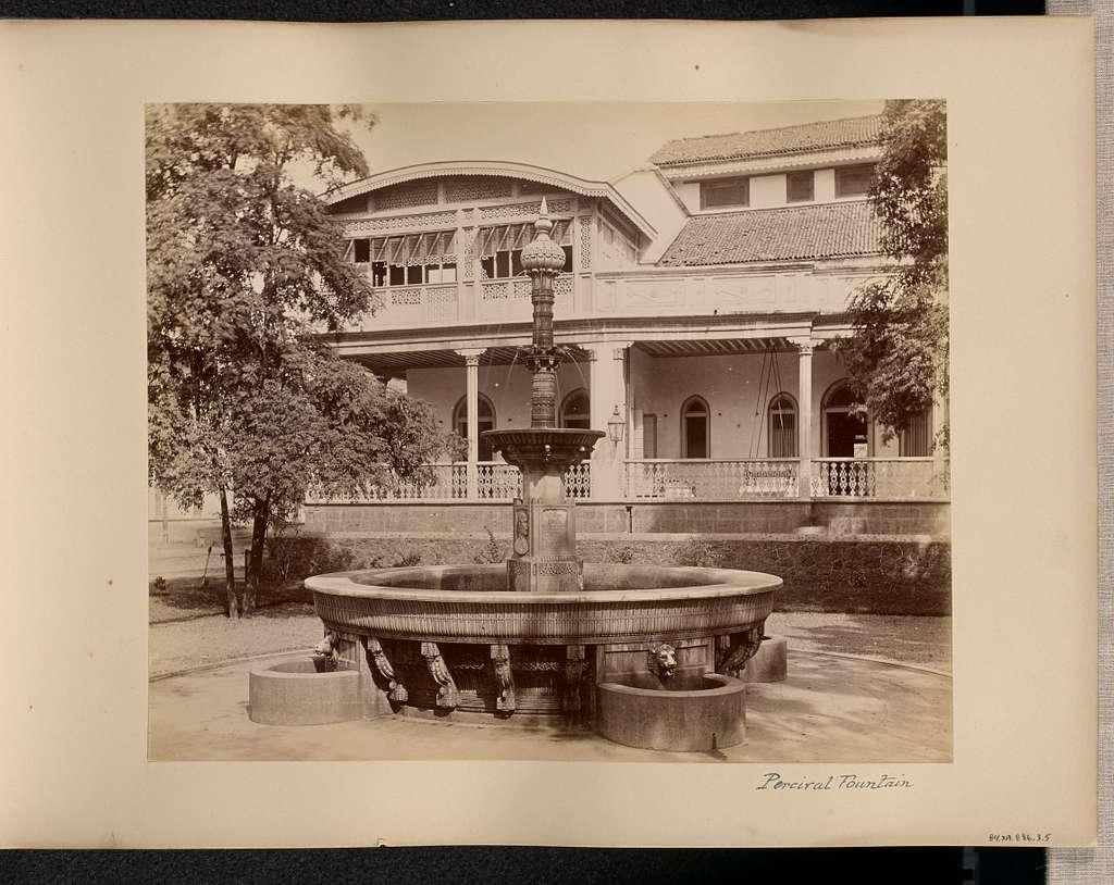 Percival Fountain