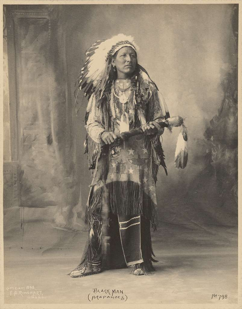 Black Man, Arapahoes